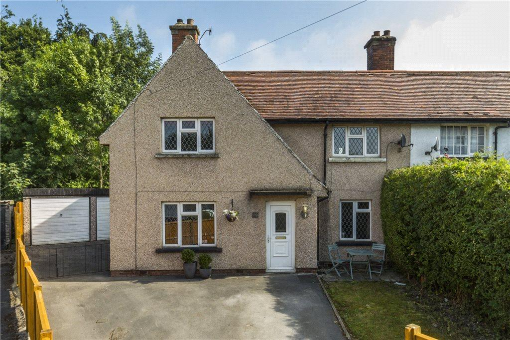 3 Bedrooms Semi Detached House for sale in The Oval, Otley, West Yorkshire