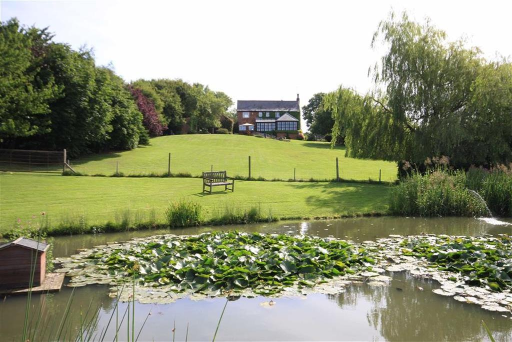 4 Bedrooms Detached House for sale in Braunston Road, Knossington, Rutland