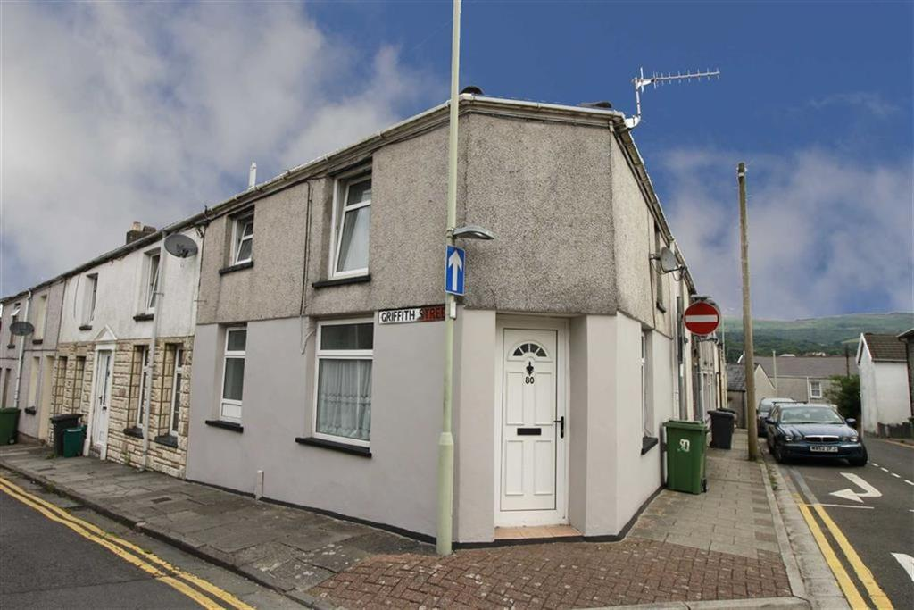 2 Bedrooms End Of Terrace House for sale in Ynysllwyd Street, Aberdare
