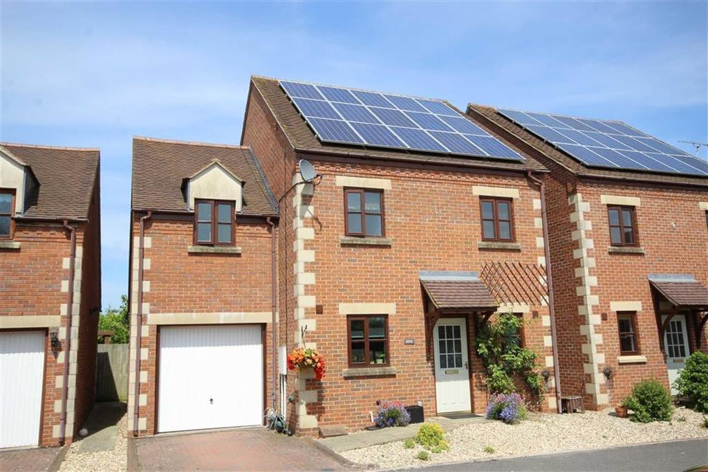 4 Bedrooms Detached House for sale in Brensham Court, Bredon, Tewkesbury, Gloucestershire