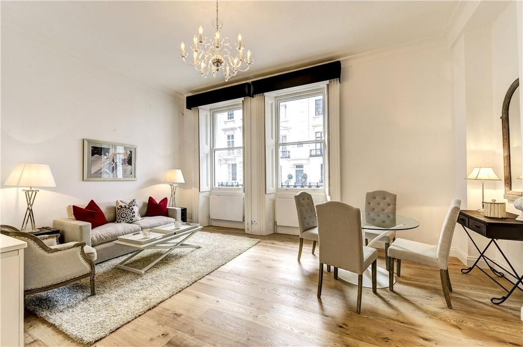 2 Bedrooms Flat for sale in Ovington Gardens, Knightsbridge, London, SW3