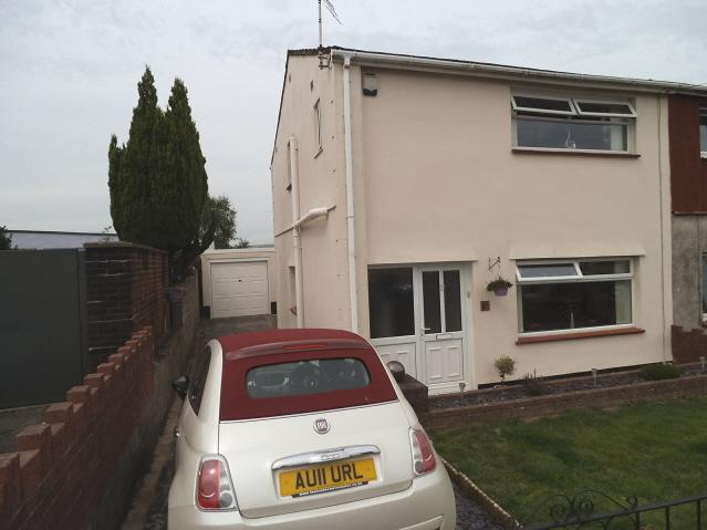 3 Bedrooms Semi Detached House for sale in Wernlys Road, Penyfai, Bridgend CF31