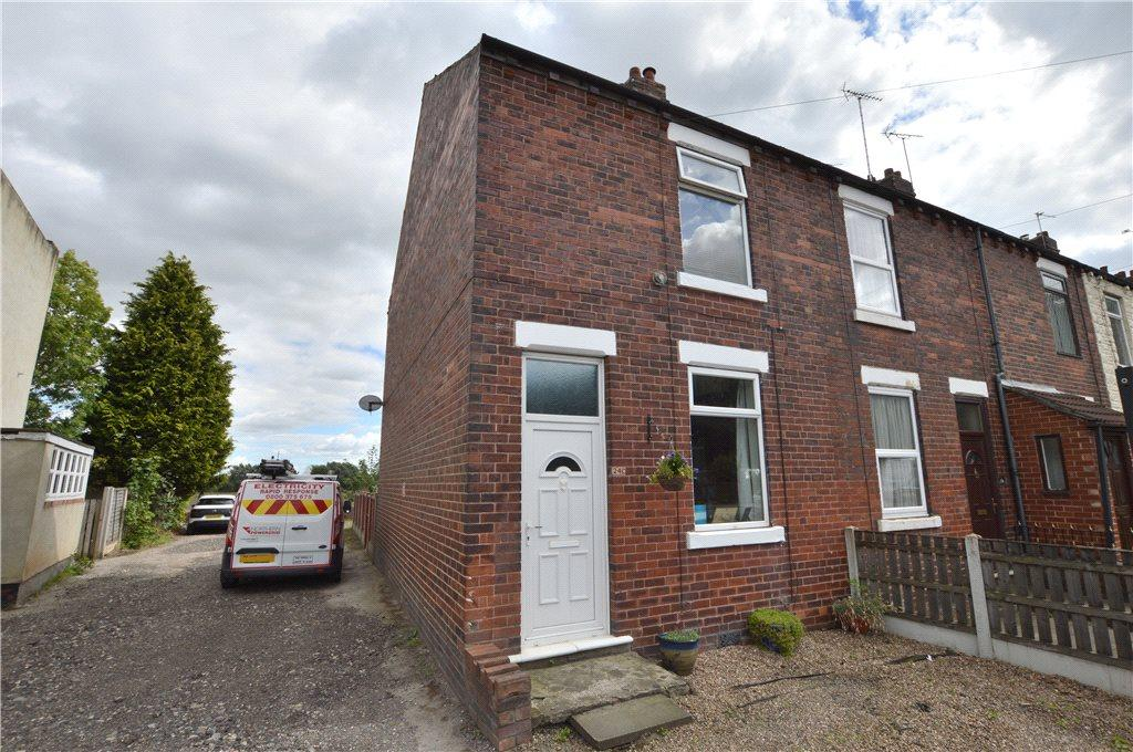 2 Bedrooms Terraced House for sale in Aberford Road, Stanley, Wakefield, West Yorkshire