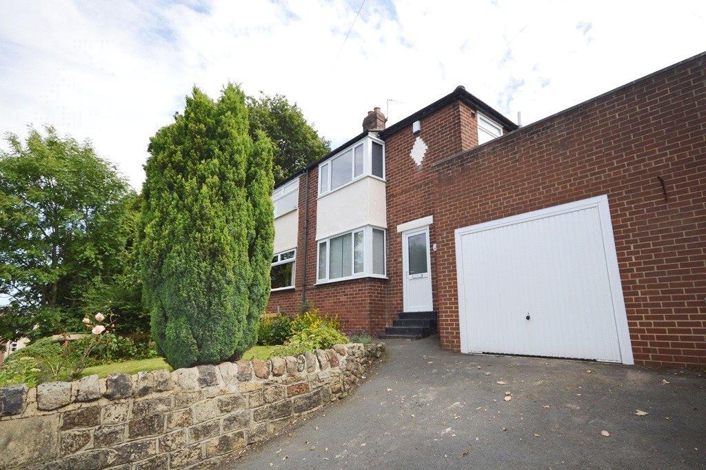 3 Bedrooms Semi Detached House for sale in Broadgate Lane, Horsforth, Leeds