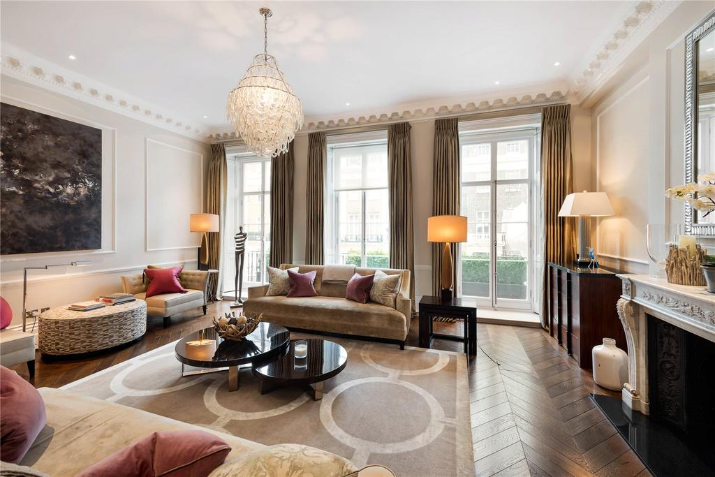 3 Bedrooms Flat for sale in Eaton Place, London, SW1X