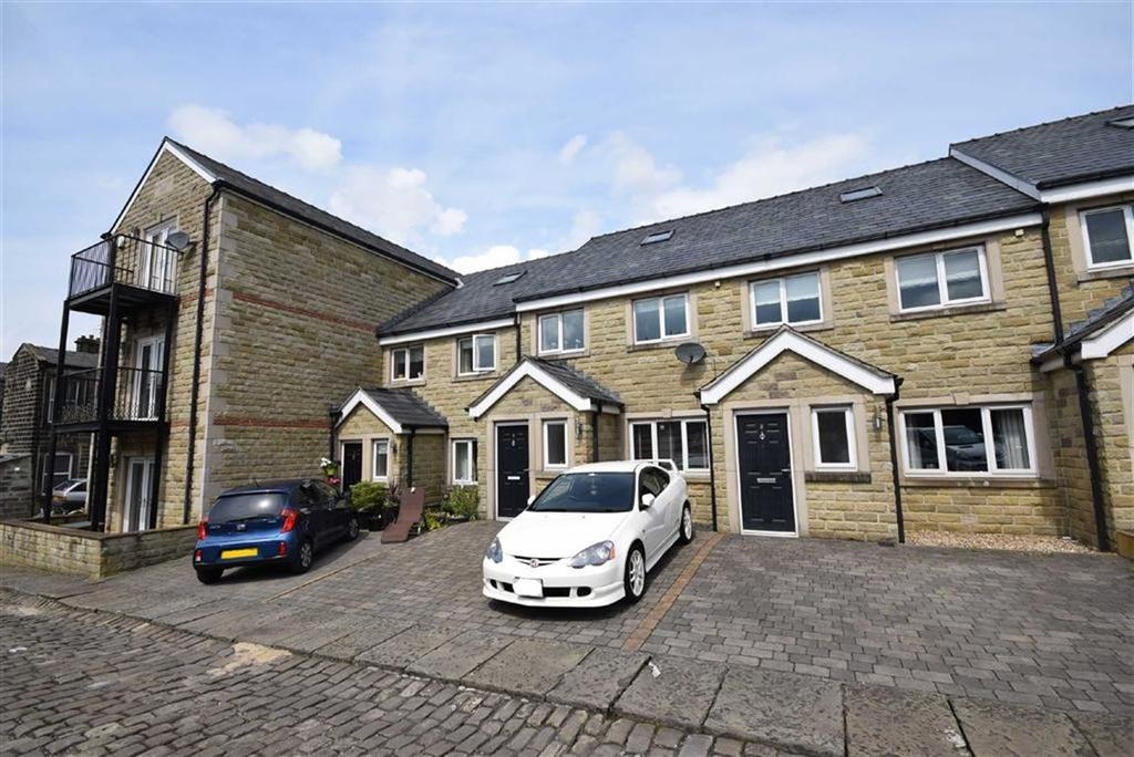 4 Bedrooms Town House for sale in Hendly Court, Colne, Lancashire