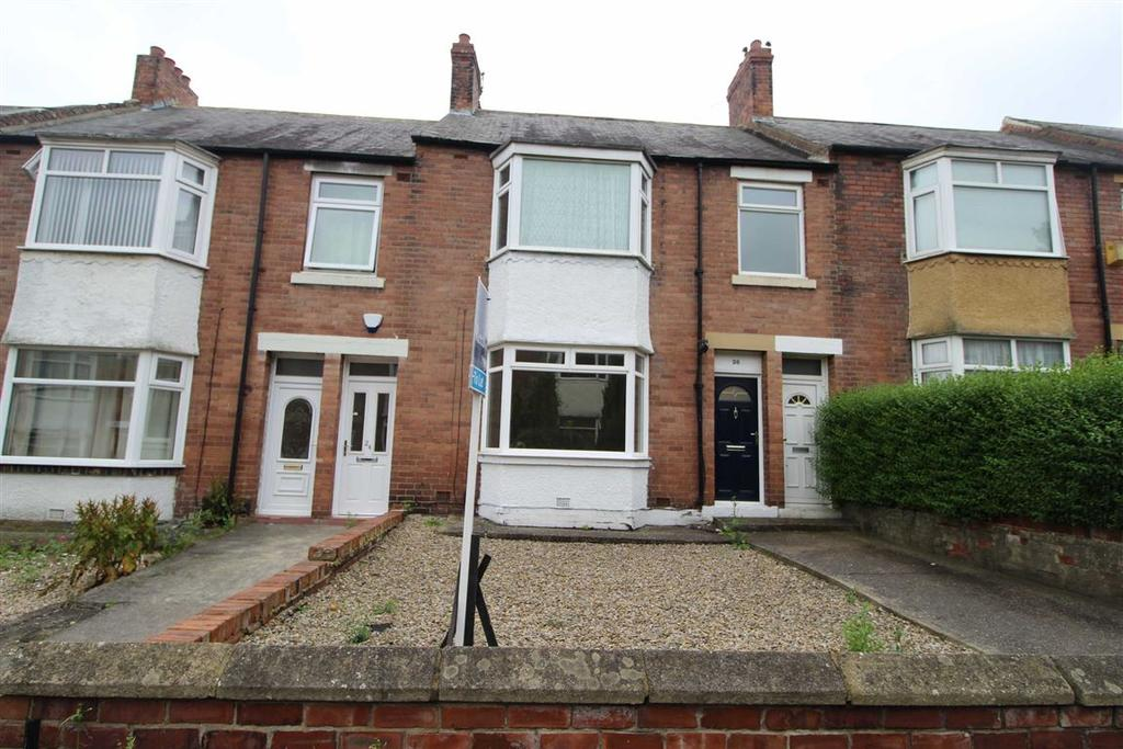 2 Bedrooms Flat for sale in Ridley Gardens, Swalwell, Newcastle Upon Tyne