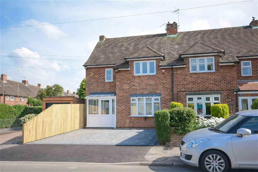 3 Bedrooms Semi Detached House for sale in Valley Road, West Bridgford