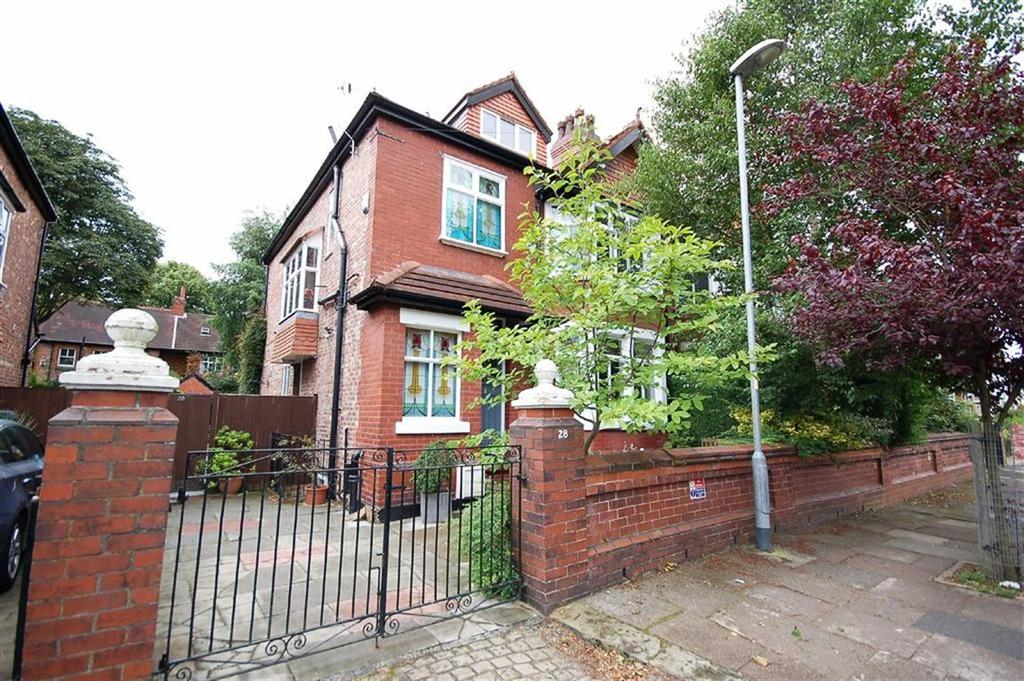 7 Bedrooms Semi Detached House for sale in Sandileigh Avenue, Didsbury, Manchester, M20