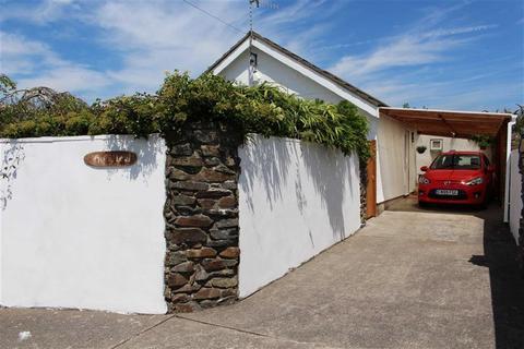 3 bedroom detached bungalow for sale - Michaels Field, Mumbles