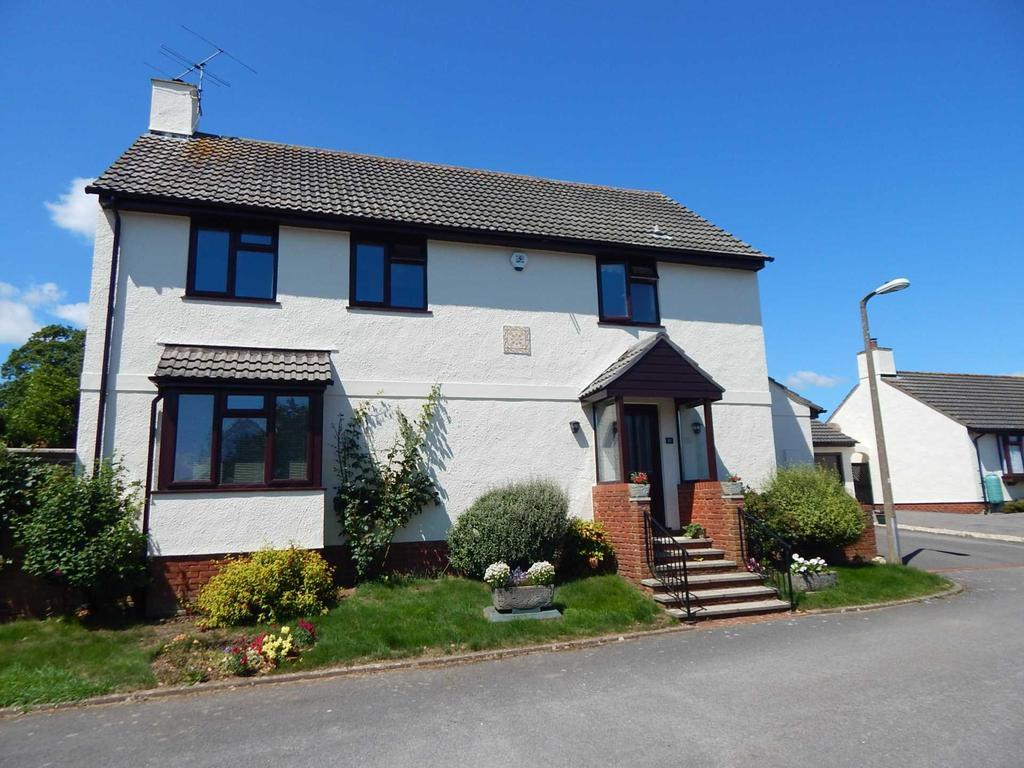 4 Bedrooms Detached House for sale in Bishop Court, Colyton, Devon