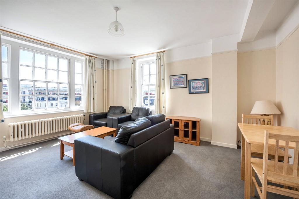 3 Bedrooms Flat for sale in Russell House, Cambridge Street, Pimlico, London
