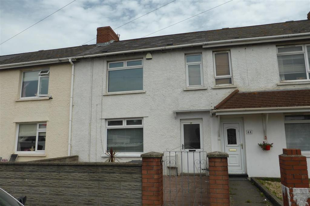 3 Bedrooms Semi Detached House for sale in 46 Wheatley Avenue, Port Talbot, Port Talbot
