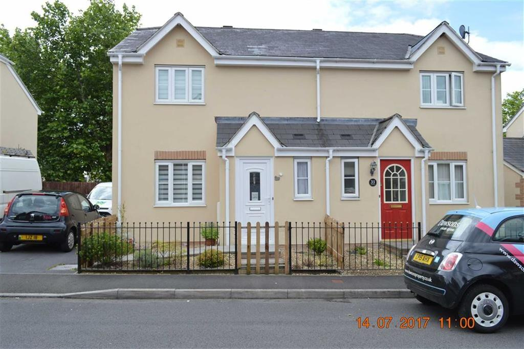 3 Bedrooms Semi Detached House for sale in Ffordd Cambria, Swansea, SA4