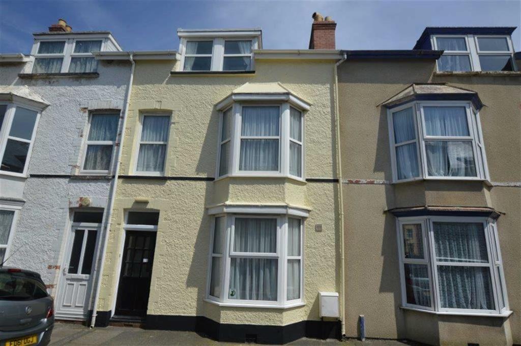 8 Bedrooms Terraced House for sale in 14, Rheidol Terrace, Aberystwyth, Ceredigion, SY20