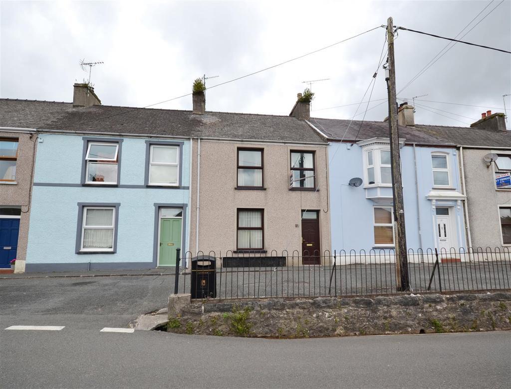 3 Bedrooms Terraced House for sale in Norgans Terrace, Pembroke