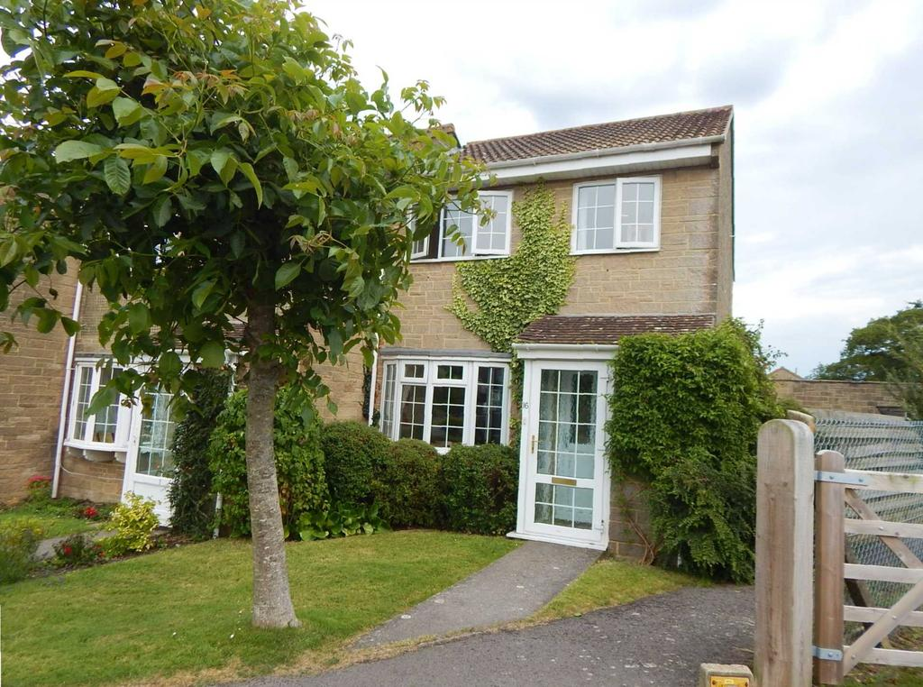 3 Bedrooms End Of Terrace House for sale in Fair Oak Way, Mosterton, Beaminster