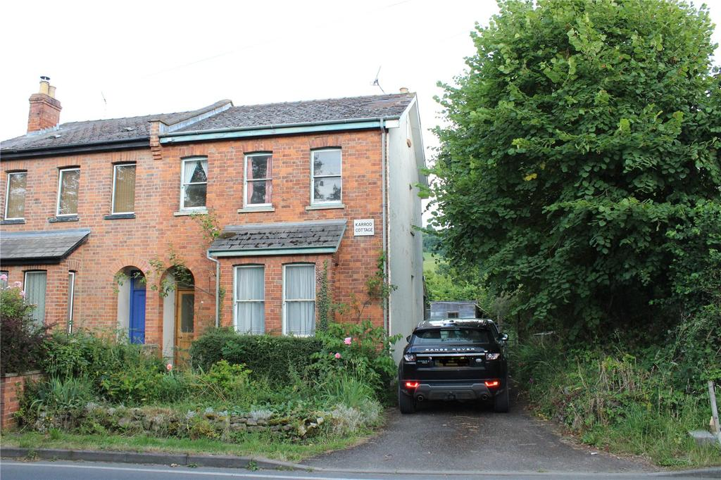 4 Bedrooms Semi Detached House for sale in Church Road, Leckhampton, Cheltenham, Gloucestershire