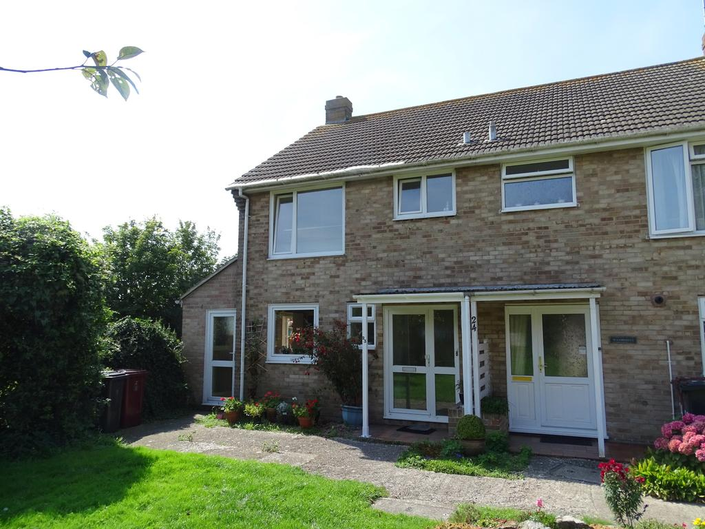 3 Bedrooms Terraced House for sale in Chichester
