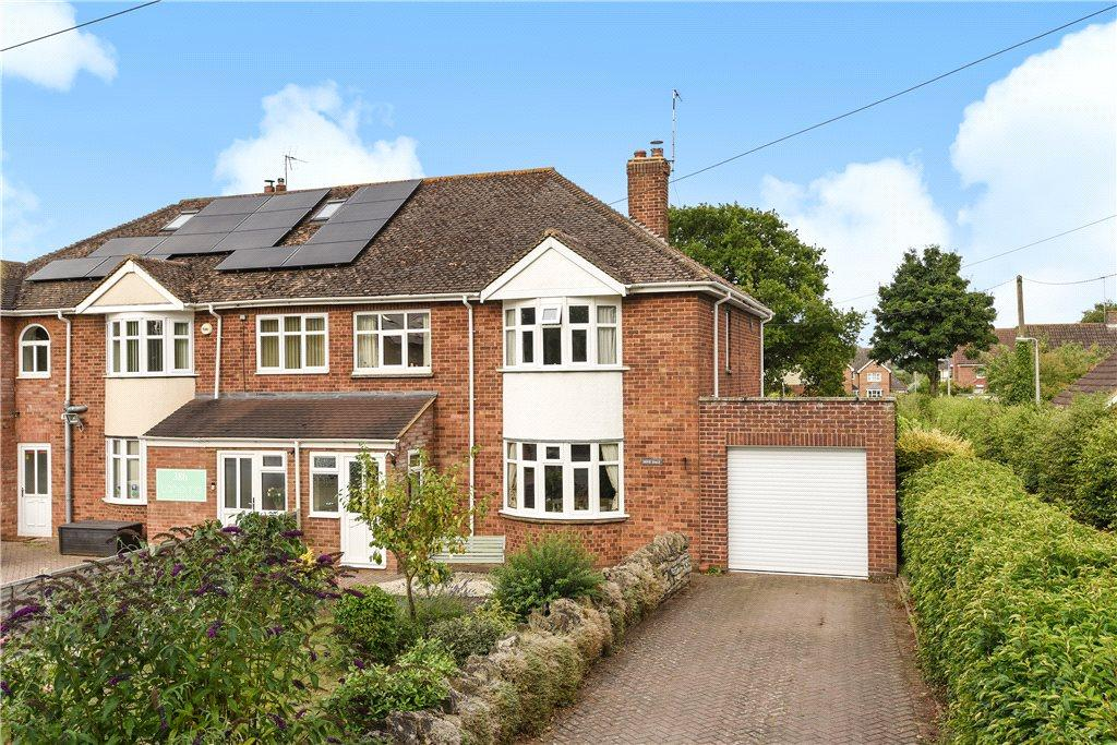 3 Bedrooms Semi Detached House for sale in East Street, Olney, Buckinghamshire