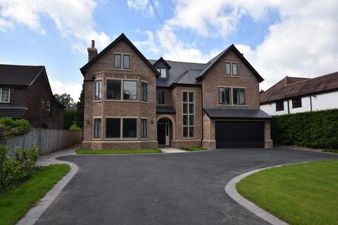 6 bedroom detached house for sale - Hale Road, Hale Barns