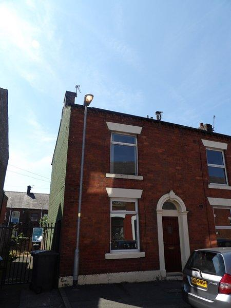 2 Bedrooms End Of Terrace House for sale in Hollinhall Street, Oldham OL4