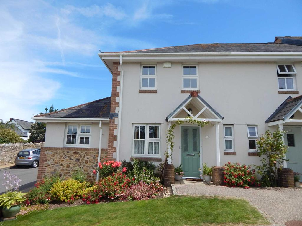 2 Bedrooms Retirement Property for sale in Queens Court, Colyton
