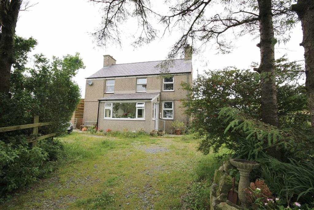 3 Bedrooms Detached House for sale in Pistyll, Gwynedd, LL53