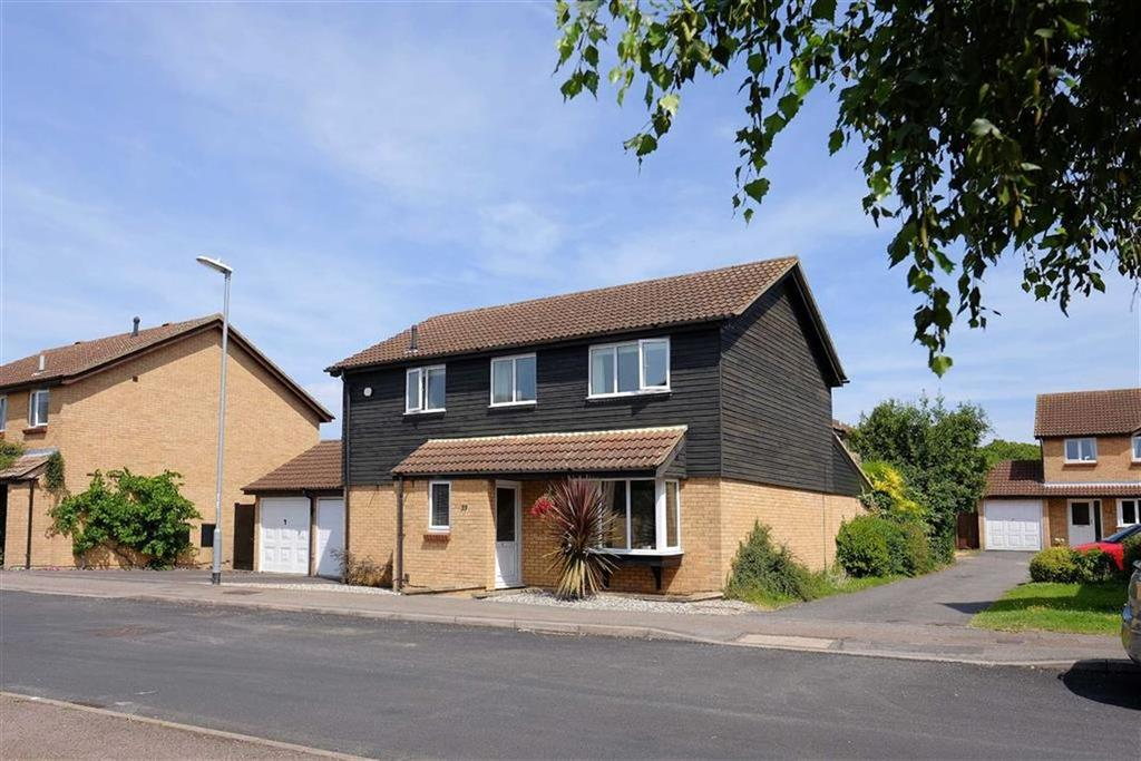 4 Bedrooms Detached House for sale in Balland Field, Willingham, CAMBRIDGE