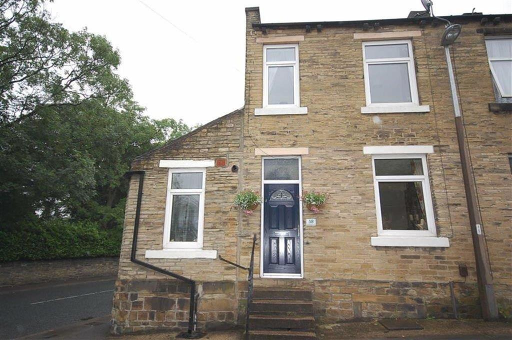 2 Bedrooms End Of Terrace House for sale in Bunkers Lane, Staincliffe, Batley, WF17