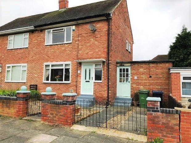 2 Bedrooms Semi Detached House for sale in TUNBRIDGE ROAD, THORNEY CLOSE, SUNDERLAND SOUTH