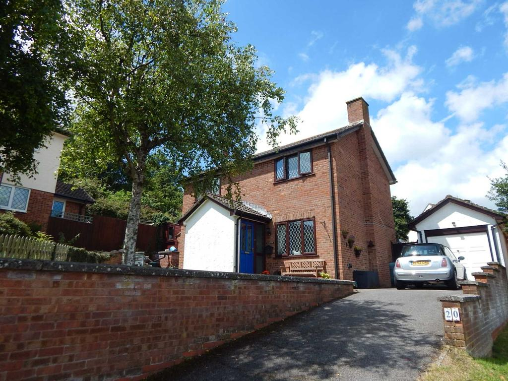 3 Bedrooms Detached House for sale in Newbery Close, Colyton