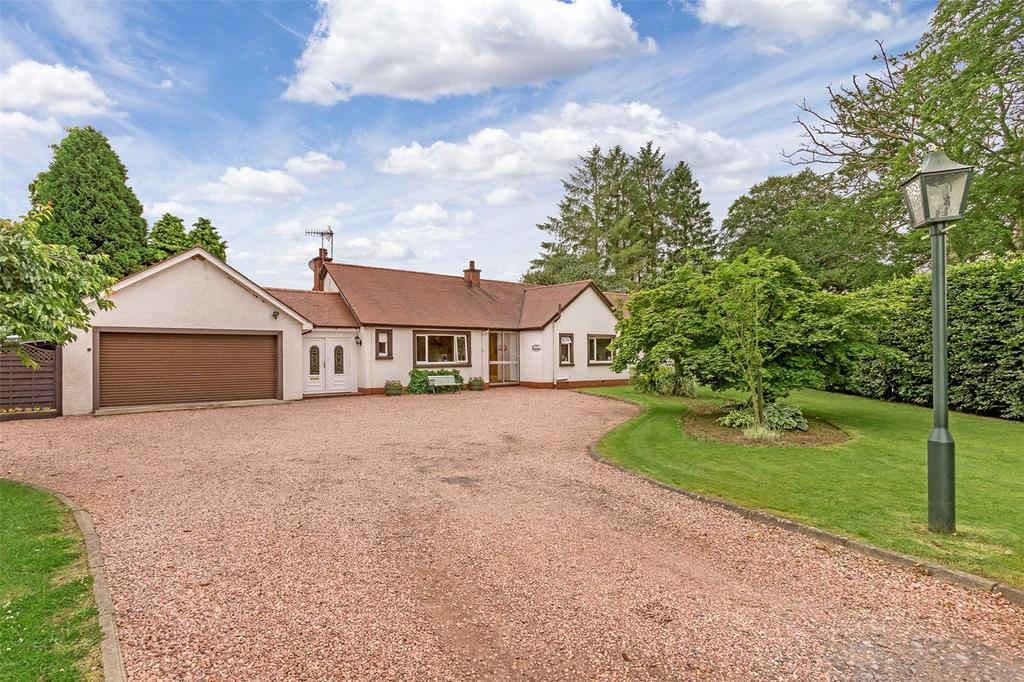 4 Bedrooms Detached Bungalow for sale in Bowmanis, Tibbermore, Perth, PH1