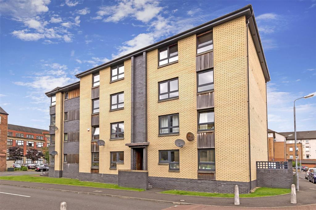 2 Bedrooms Flat for sale in 2/2, 1 Arcadia Place, Bridgeton, Glasgow, G40
