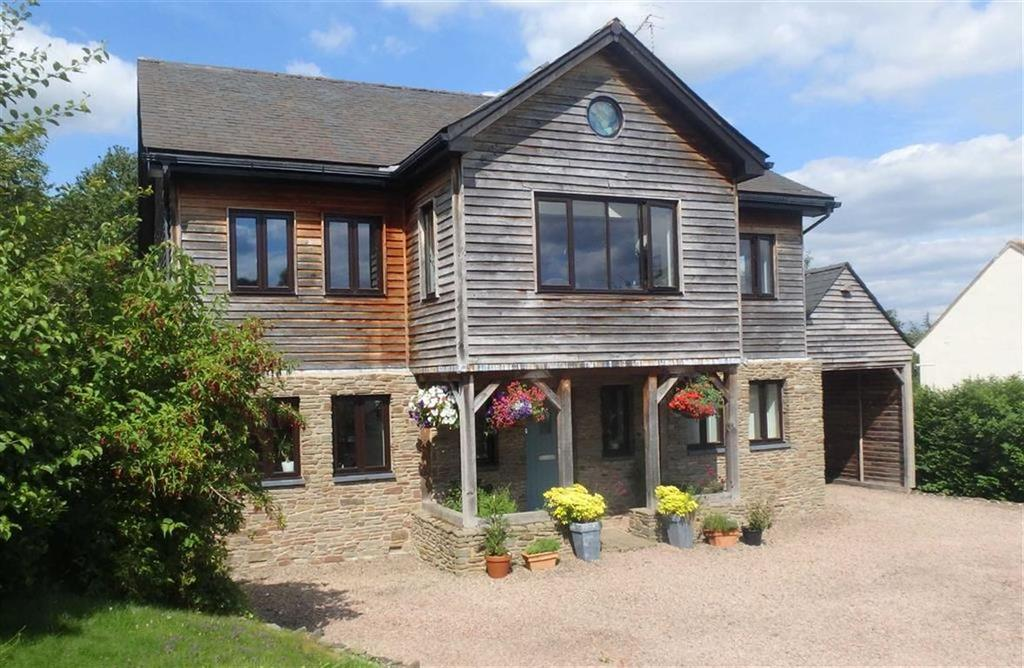 5 Bedrooms Detached House for sale in Llowes, Llowes, Herefordshire