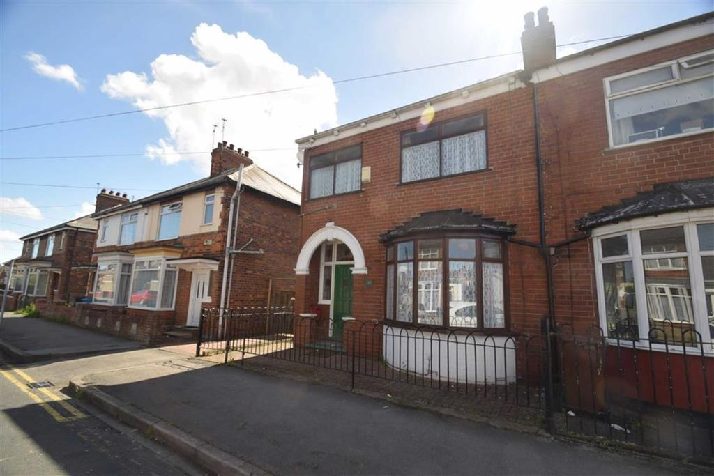 3 Bedrooms End Of Terrace House for sale in Aberdeen Street, Hull, East Yorkshire, HU9