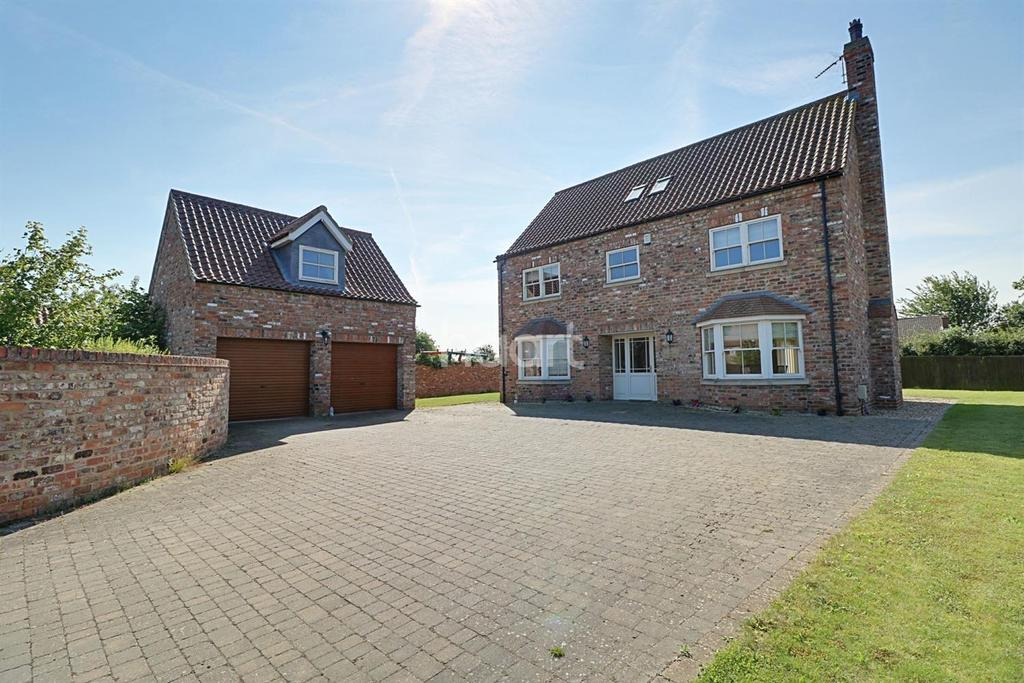 5 Bedrooms Detached House for sale in Archer Street, Market Rasen