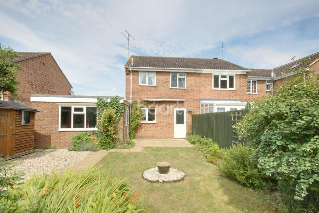 3 Bedrooms End Of Terrace House for sale in Lower Stratton
