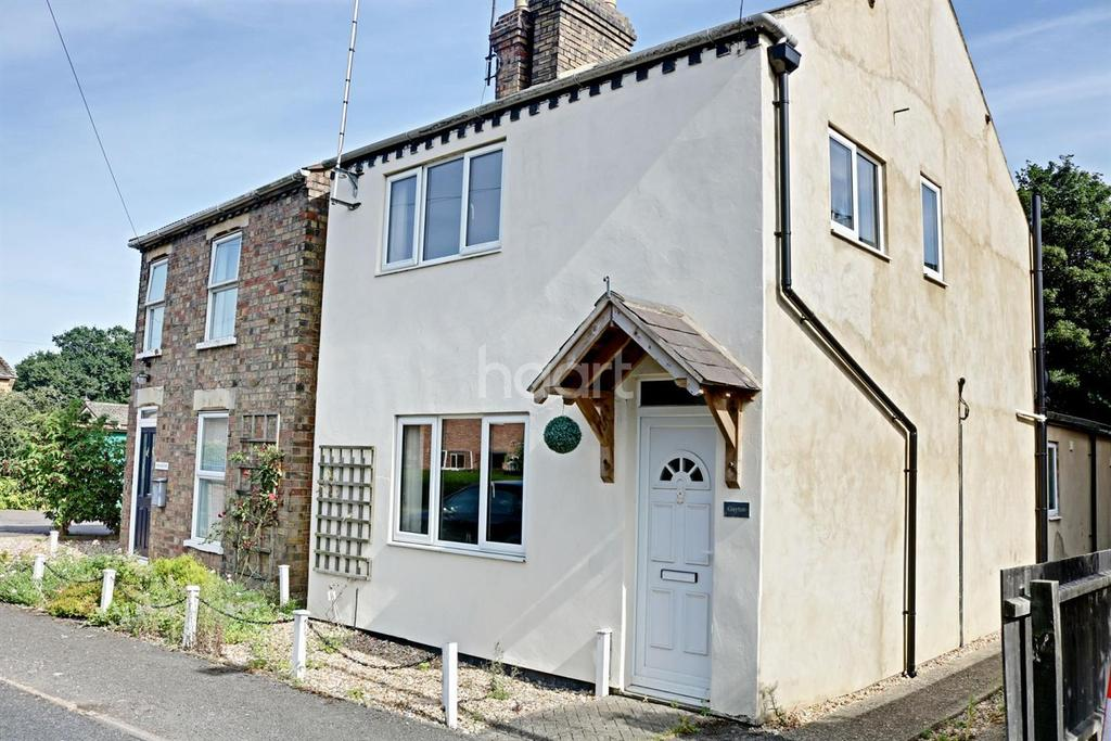 3 Bedrooms Cottage House for sale in Church Road, Wisbech St Mary
