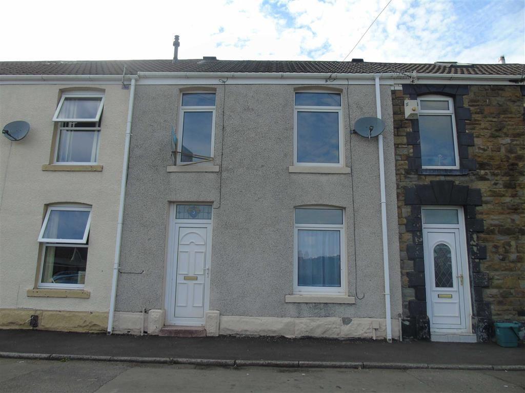 2 Bedrooms Terraced House for sale in Idris Terrace, Plasmarl, Swansea