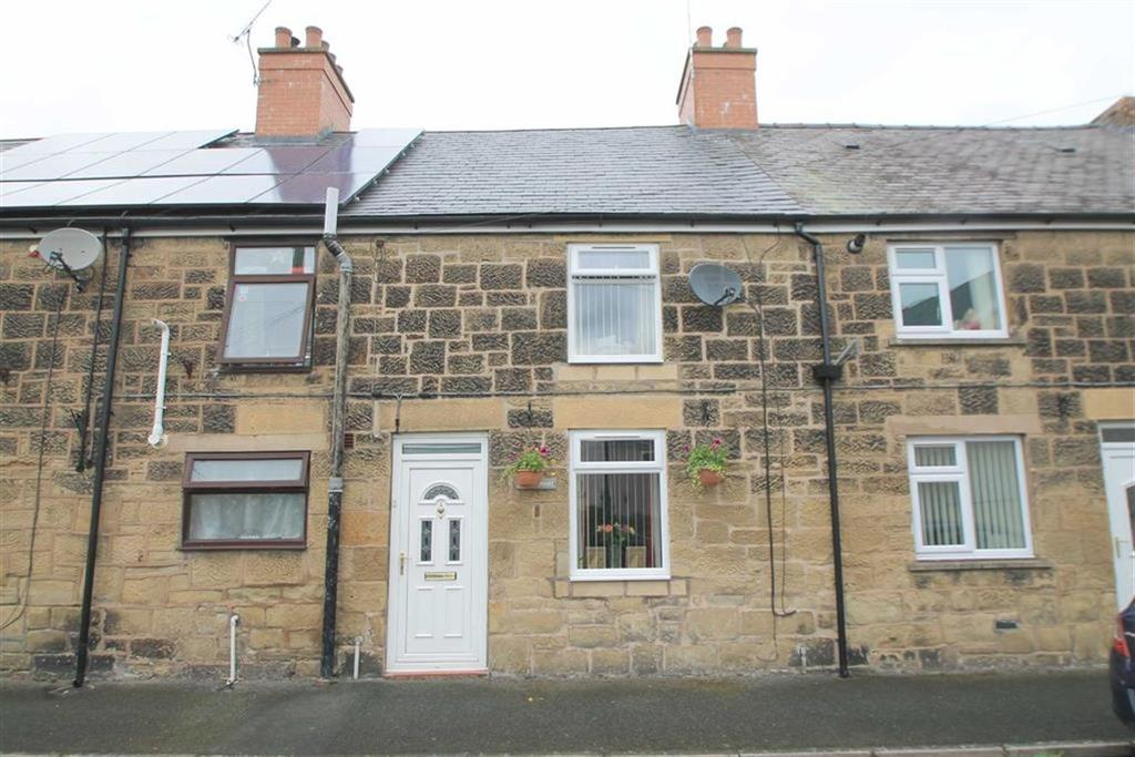 2 Bedrooms Terraced House for sale in Bank Street, Southsea, Wrexham
