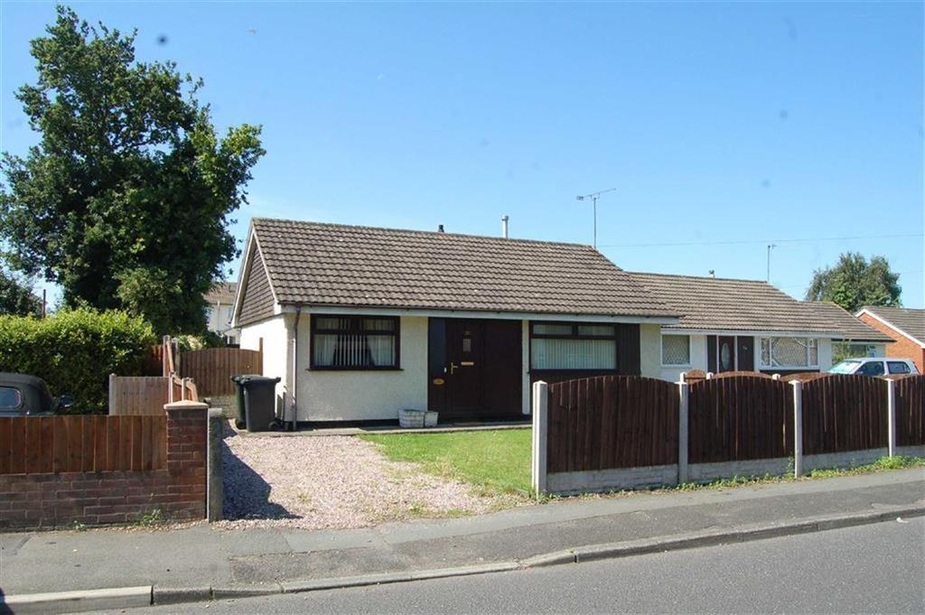 2 Bedrooms Detached Bungalow for sale in Rugby Road, Ellesmere Port