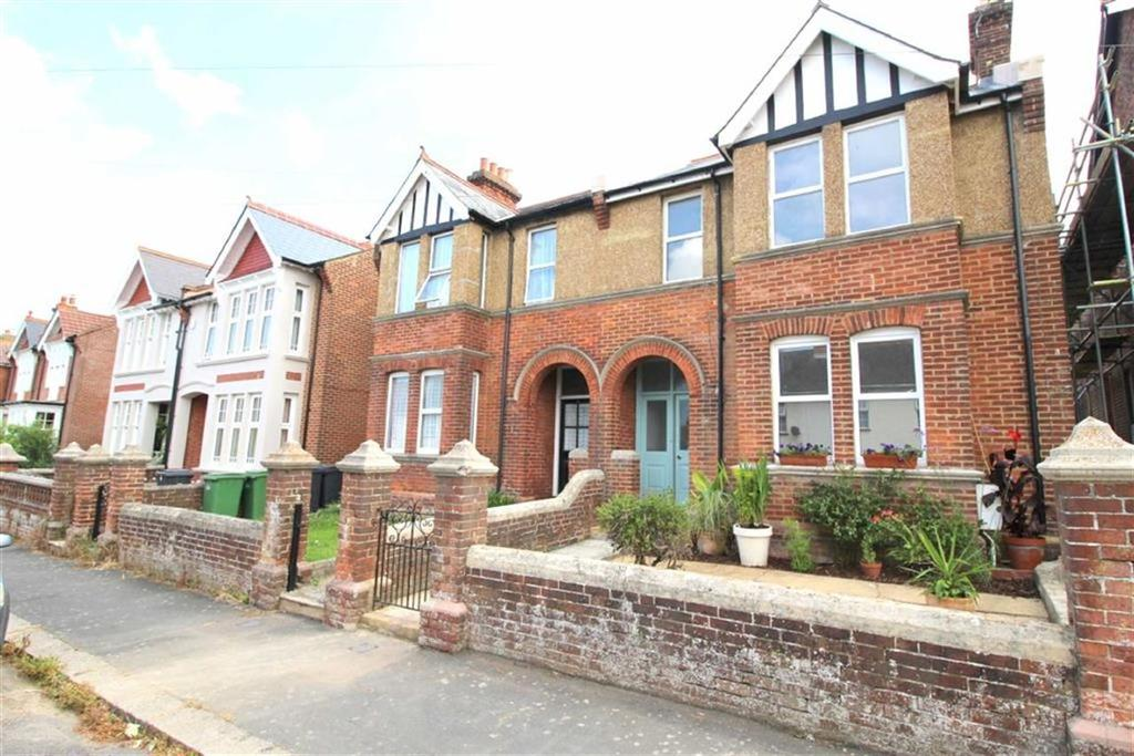 3 Bedrooms Semi Detached House for sale in Eversley Road, St Leonards On Sea