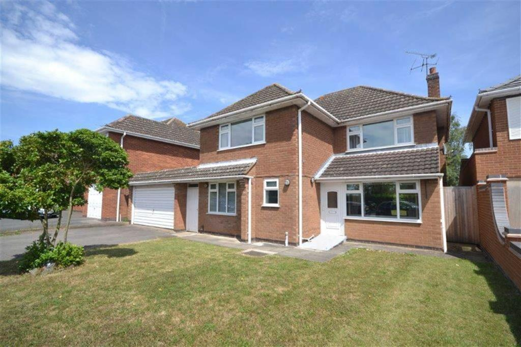 4 Bedrooms Detached House for sale in Milby Drive, St Nicolas Park, Nuneaton