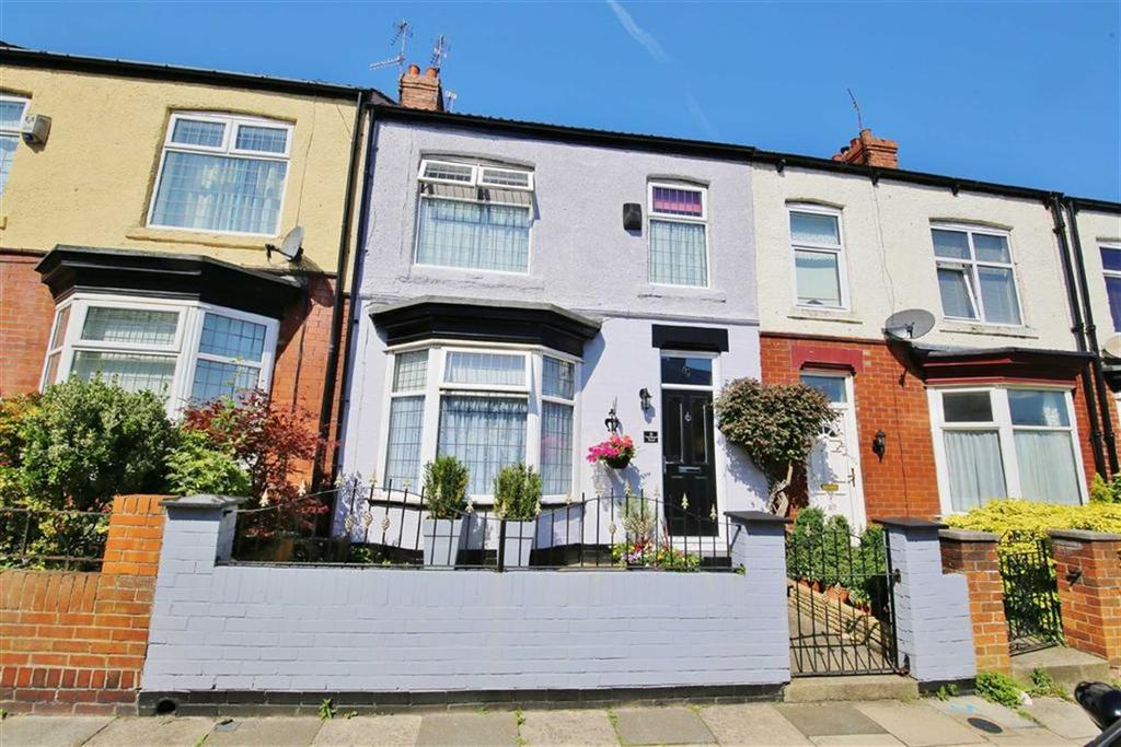3 Bedrooms Terraced House for sale in Hurstwood Road, High Barnes, Sunderland, SR4