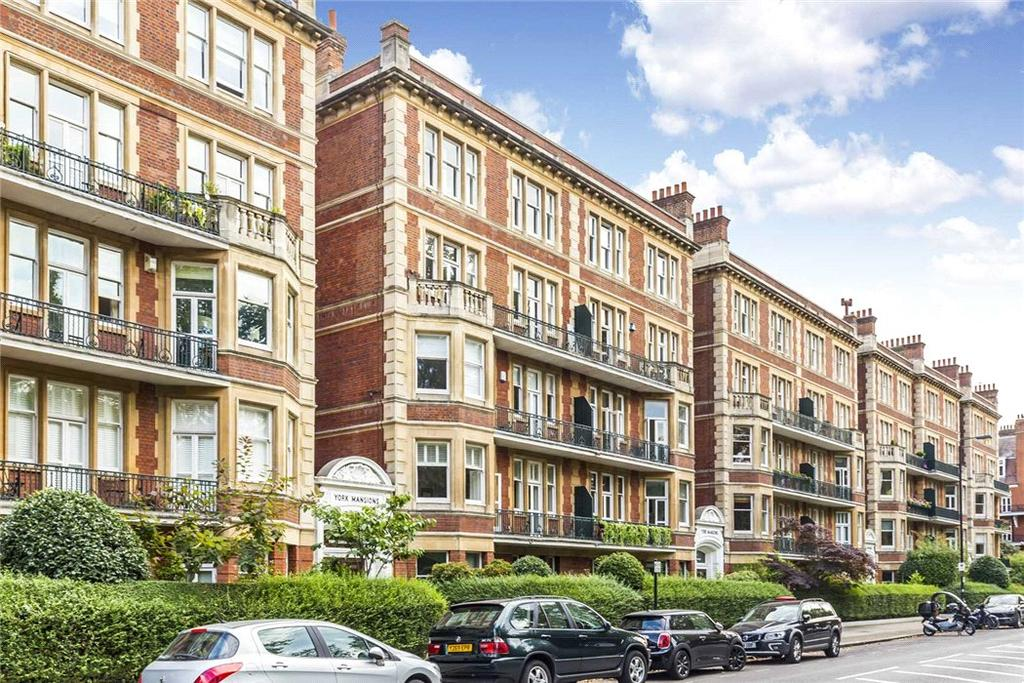 4 Bedrooms Flat for sale in York Mansions, Prince of Wales Drive, London, SW11