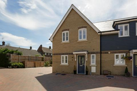 3 bedroom end of terrace house for sale - Brookmans View, Stock, Ingatestone, Essex, CM4