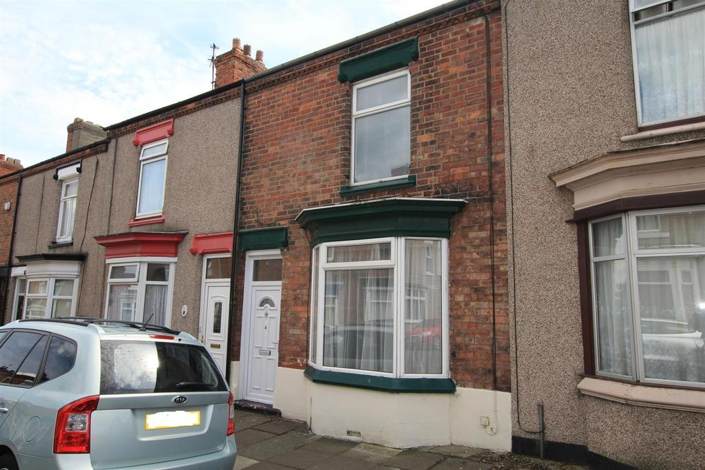 2 Bedrooms Terraced House for sale in Mowden Terrace, Darlington