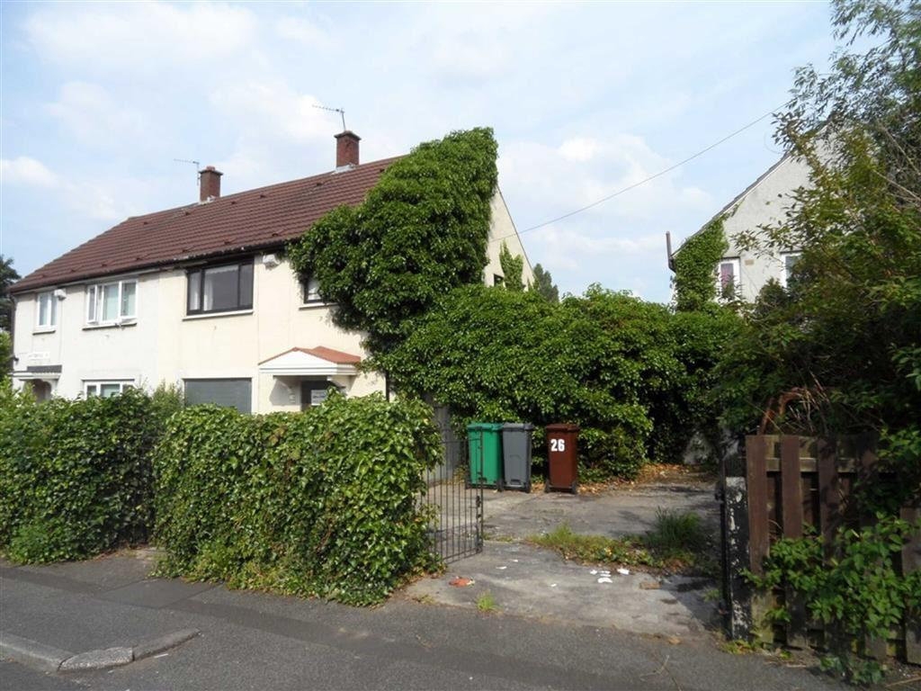 3 Bedrooms Semi Detached House for sale in Saintsbridge Road, Wythenshawe