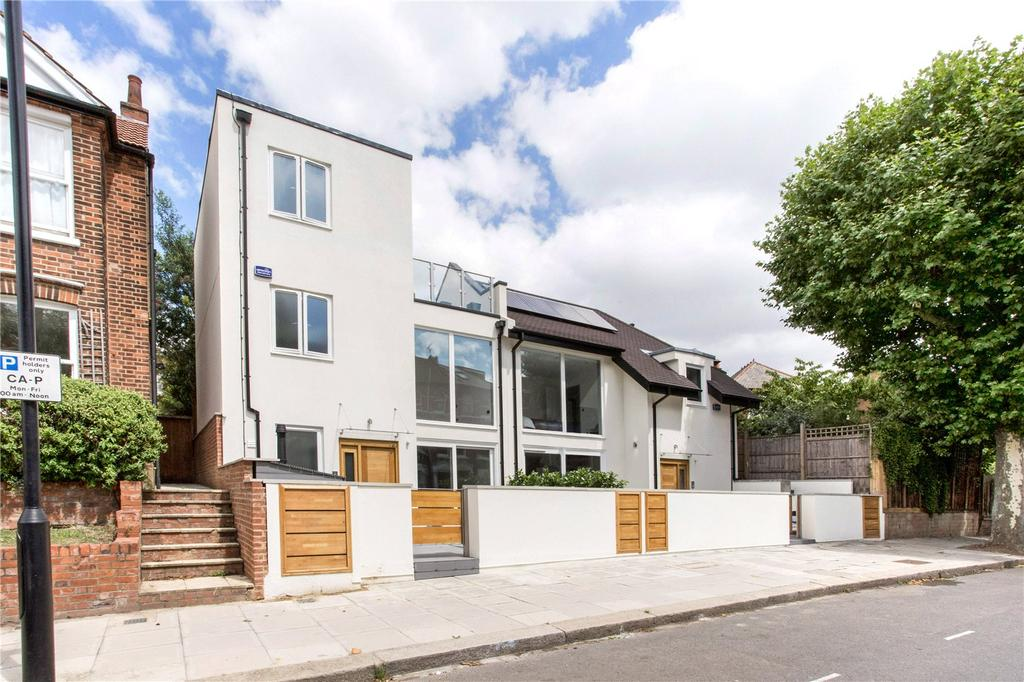 4 Bedrooms Semi Detached House for sale in Westbere Road, West Hampstead, London, NW2